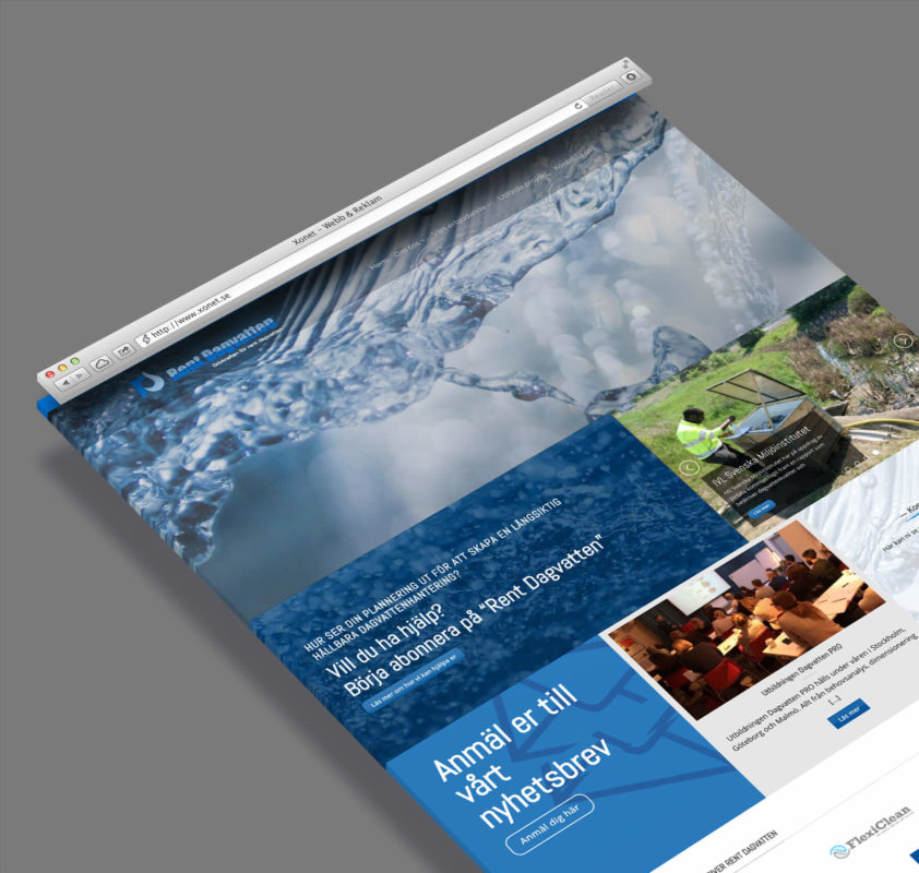 Webbyrå i Göteborg och kungsbacka specialiserade på wordpress 5